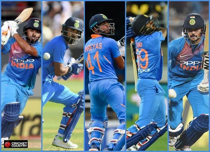 India No 4 problem: The candidates for 2023 World Cup