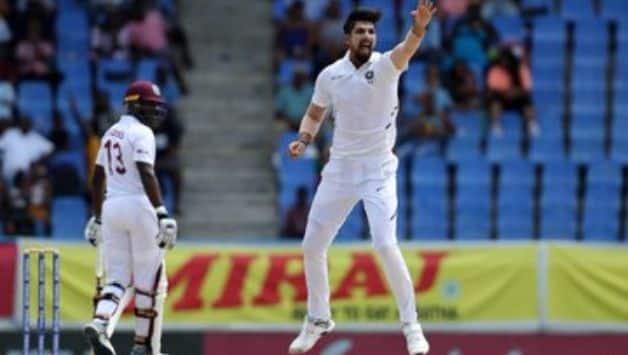 IND vs WI: Ishant Sharma one wicket away from Surpasses Kapil Dev