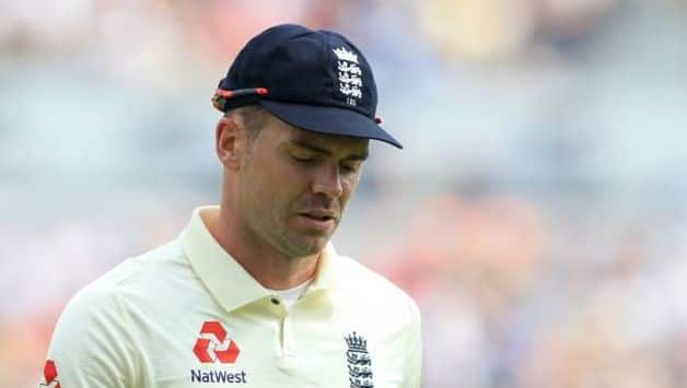 England sweating over fitness of James Anderson after second calf scan