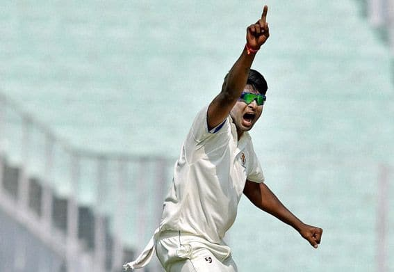 India A vs West Indies A: K Gowtham hat-trick helps India A to slim lead in third unofficial Test