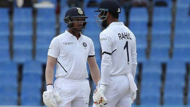 IND vs WI, Day-3: Team India lost 3 wickets in second session