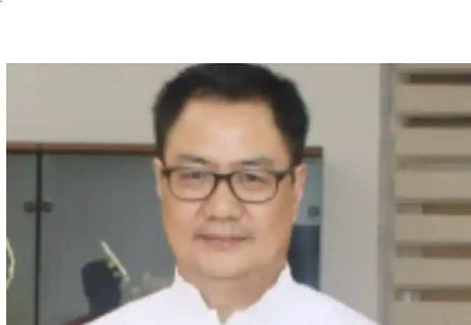 BCCI money is public money, say sports minister Kiren Rijiju