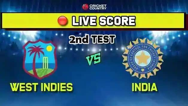 India vs West Indies live cricket score and ball by ball commentary: Pant and Vihari keep India steady after Holder's brilliance