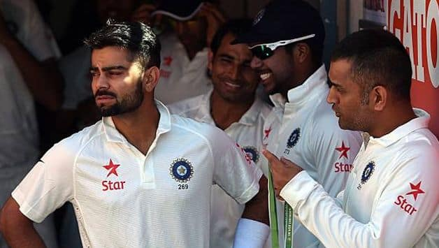 India vs West Indies: Virat Kohli close to equal test win record of MS Dhoni