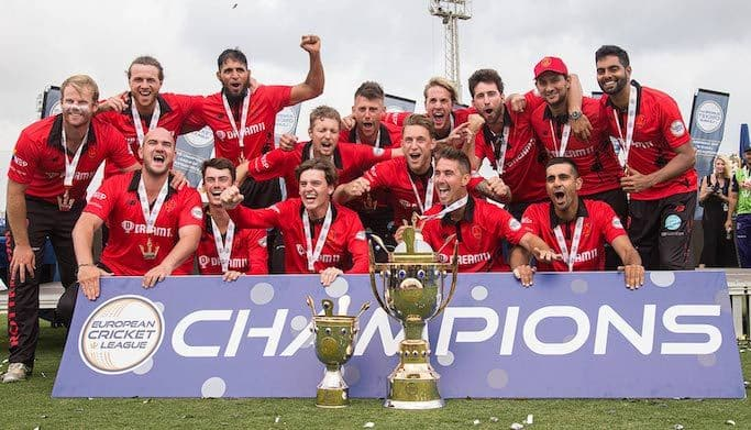 How the Champions League model and Pavel Florin made the European Cricket League a success story