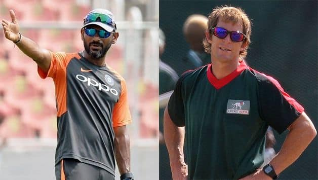 Why did R Sridhar pip Jonty Rhodes for India's fielding coach? Sourav Ganguly explains