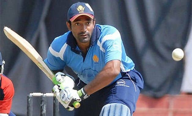 Robin Uthappa outlines goals as he gears up to lead Kerala in limited-overs this season