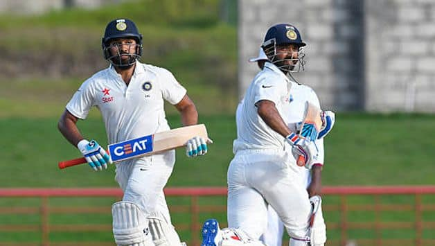 Gautam Gambhir believes Rohit Sharma has to wait for a spot in Test playing XI