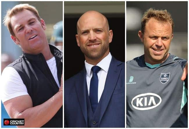 Ashes 2019: Shane Warne in online spat with Matt Prior and Chris Adams over Nathan Lyon jibe