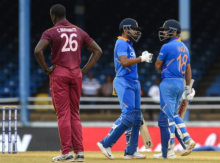 India vs West Indies, 3rd ODI: Virat Kohli lauds Shreyas Iyer's temperament, says he reminds him of himself