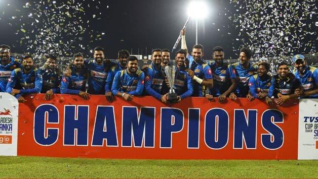 SL vs BAN: Sri Lanka Clean sweep ODI series against Bangladesh, win 3rd ODI by 122 run