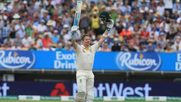 Controlled myself from bursting 'into tears' – Steve Smith