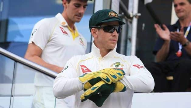 Ashes 2019: Lord's 'a little' intimidating for Tim Paine