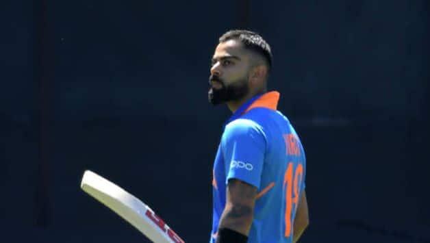 India vs west Indies, 2nd ODI: Twitterati reacts on Virat Kohli's century