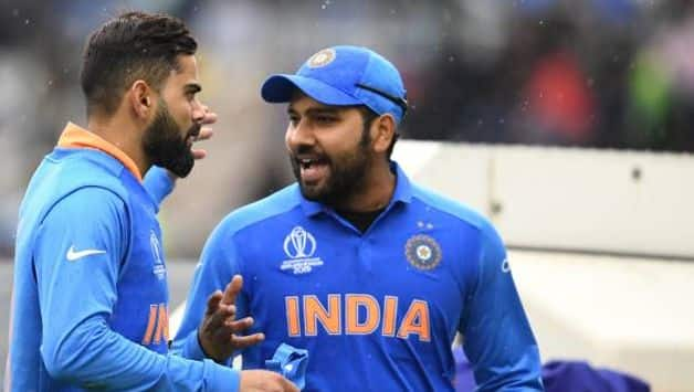 Krunal Pandya responds to difference in captaincy style of virat kohli and rohit sharma