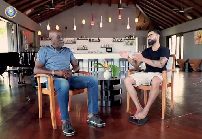 Virat Kohli interviews Viv Richards: 'I believed that I am the man' says legend on fearless batting