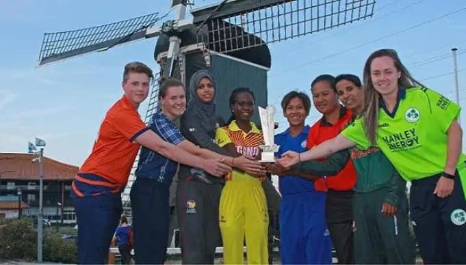 ICC WOMEN'S T20 WORLD CUP QUALIFIER 2019 SCHEDULE ANNOUNCED