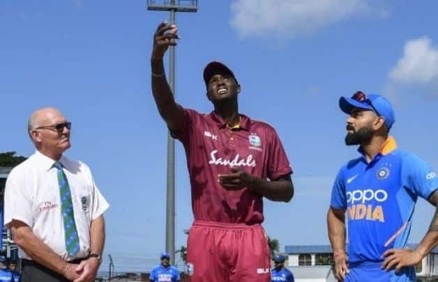 West Indies elect to bat
