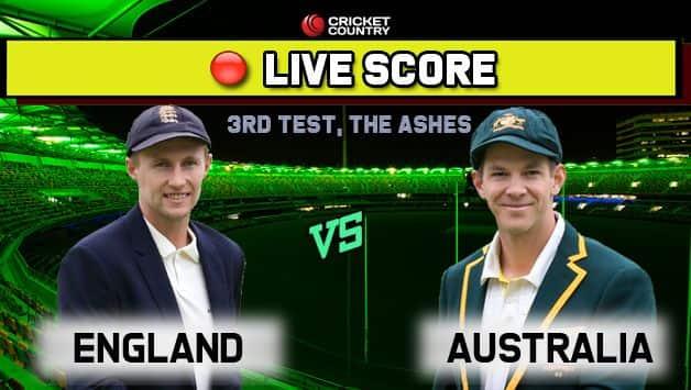 Highlights, England vs Australia, 3rd Test, Day 3: Root, Denly keep England's hopes alive