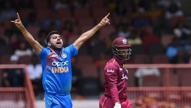 Deepak Chahar, Rishabh Pant star as India blank West Indies 3-0