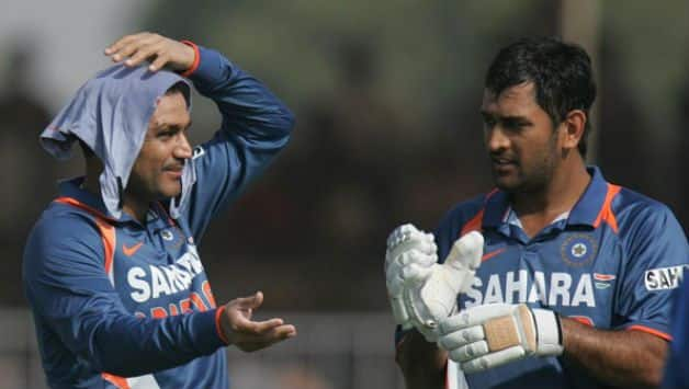 Virender Sehwag: Retirement is MS Dhoni's personal call