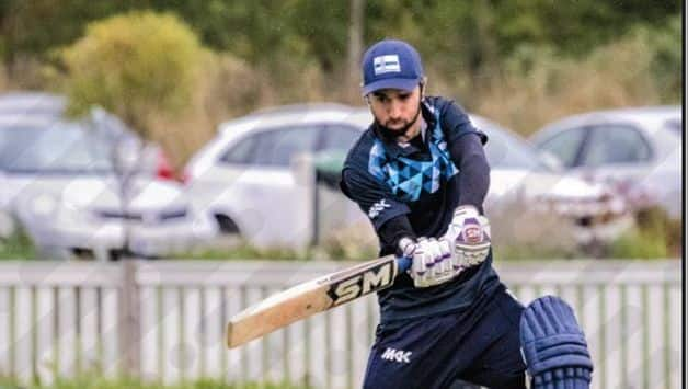 All-round Finland thrash Spain by 82 runs in 1st T20I