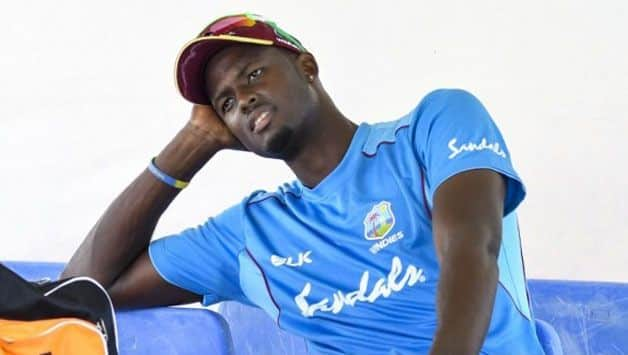 Our top order has not stepped up and it's become a common thing: Jason Holder