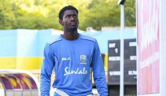 Keemo Paul replaces Miguel Cummins for 2nd Test in WI squad