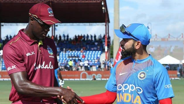 India vs West Indies, 3rd T20I: Rahul Chahar debuts as India opt to bowl vs West Indies