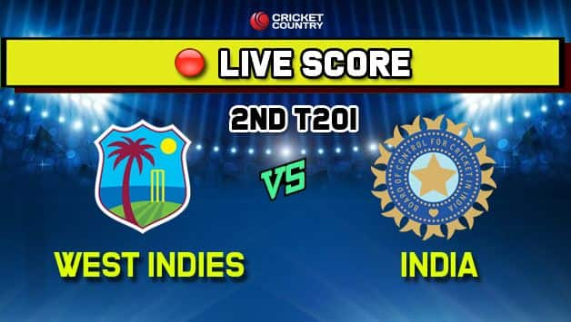 India vs West Indies, 2nd T20I Match Highlights: India beat West Indies 22 runs via D/L, win series