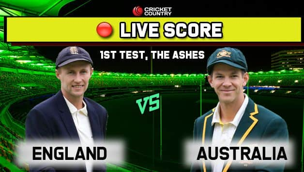 Live Cricket Score England vs Australia Ashes 2019, 1st Test, Day 1: Smith hundred helps Australia to 284