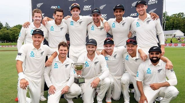 New Zealand eyes top Test rankings in series against Sri Lanka