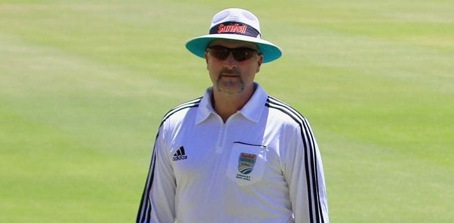 Australian umpire Paul Wilson to make Test debut in Chittagong