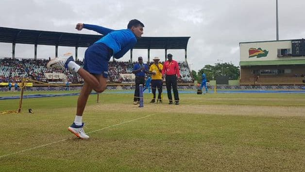 Everything you need to know about India's latest T20I debutant – Rahul Chahar