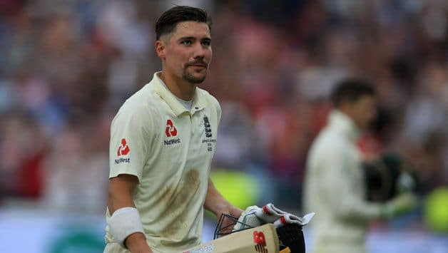 """To be an Ashes cricketer is a wonderful thing,"" Burns revels in maiden Test ton"