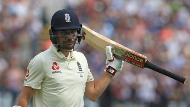 Rory Burns becomes only the 10th player to bat on all five days of a Test match