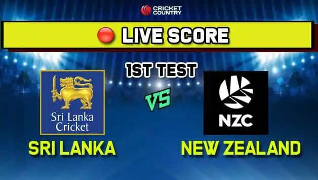 Highlights: SL vs NZ 1st Test, Day 2: After Ajaz Patel's fifer; Sri Lanka fight back