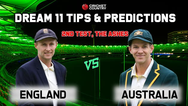 Dream11 Team England vs Australia Test Match The Ashes 2019 – Cricket Prediction Tips For Today's Test Match ENG vs Aus at Lord's