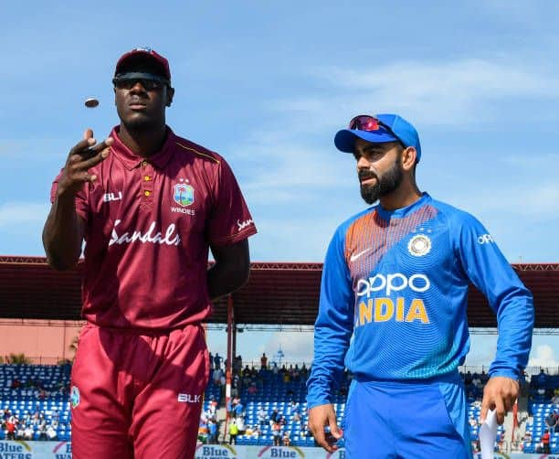 India opt  to field