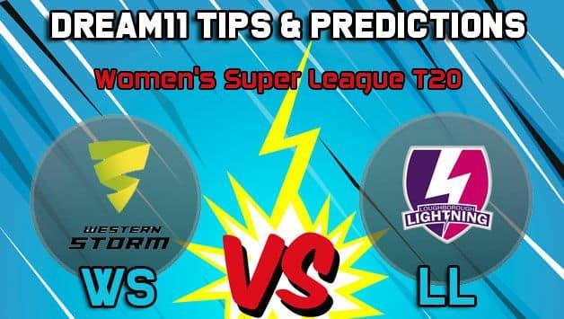 Dream11 Team Western Storm vs Loughborough Lightning Match 2 KSL 2019 KIA SUPER LEAGUE T20 – Cricket Prediction Tips For Today's T20 Match WS vs LL at Loughborough
