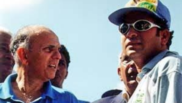 Sachin Tendulkar, BCCI and other cricketers condoles demise of Madhav Apte