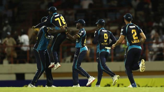 CPL 2019: Barbados Tridents crush St Lucia Zouks for second win