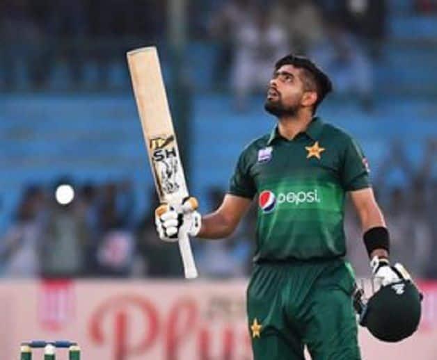 2nd ODI: Babar Azam century powers Pakistan to 305/7 against Sri Lanka in Karachi