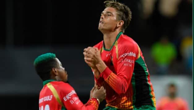 CPL 2019: Chris Green, Brandon King lead Guyana Amazon Warriors to win over Barbados Tridents