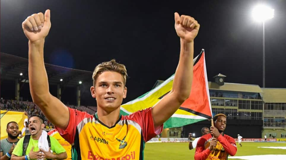 Caribbean Premier League 2019: Chris Green's allround performance leads Guyana Amazon Warriors to 13 runs win over St Lucia Zouks