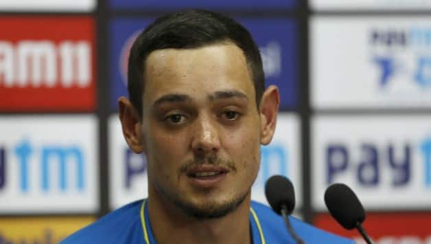 India vs South Africa: Don't know how the captaincy will affect my game, says Quinton De kock