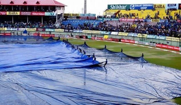India vs South Africa, 1st T20I: Dharamshala T20 abandoned due to rain