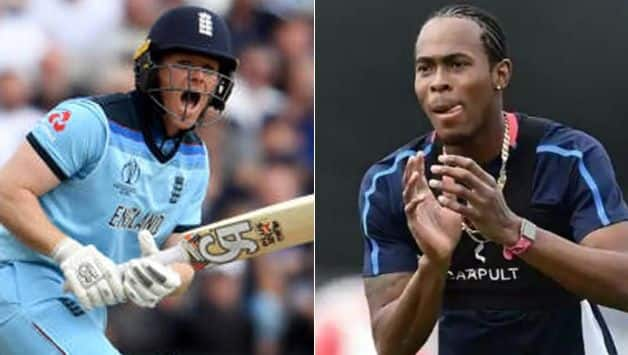 Eoin Morgan believes best of Jofra Archer is yet to come