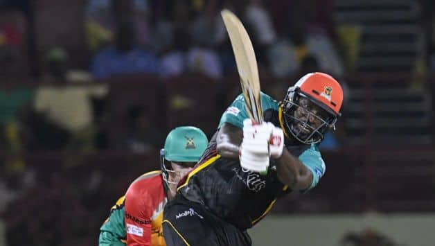 CPL 2019: Chris Gyle's ton in vein; St Kitts and Nevis Patriots beats Jamaica Tallawahs by 4 wickets