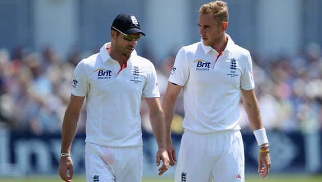 Michael Vaughan wants Englad to not play Stuart Broad, James Anderson together